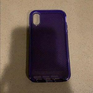 Tech21 iPhone XR case